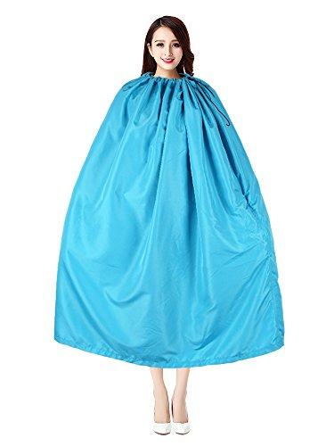 CoolChange Umkleide Poncho, Blau