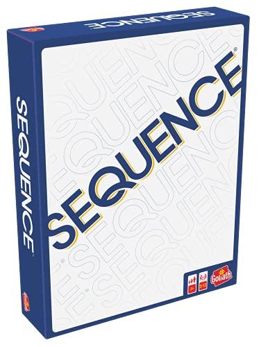 Goliath Tablero de juego, Sequence Original Caja Blanca