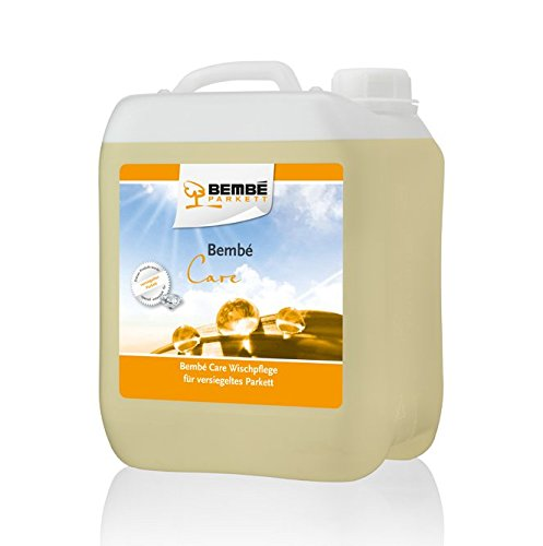 Bembé Care Parkettpflege für versiegeltes Parkett 5 Liter