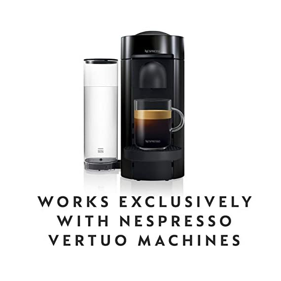 Nespresso Capsules VertuoLine, Melozio, Medium Roast Coffee, 30 Count Coffee Pods, Brews 7.8 Ounce 4 SMOOTH & BALANCED: This Nespresso coffee incorporates quality Brazilian Bourbon and Central American Arabicas are lightly roasted to create a rounded coffee that is smooth and perfectly balanced INTENSITY 6: This Nespresso coffee blend features a soft character and balance that is achieved through the roasting process to give this coffee a rich flavor and sensuous, smooth texture all contained in easy to use Nespresso Capsules MELOZIO COFFEE BREWS 7.8 OZ : These Nespresso VertuoLine pods provide you with a 7.8 OZ serving of coffee which is perfect for a longer drinking experience