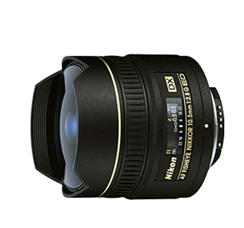 Best nikon fisheye lenses