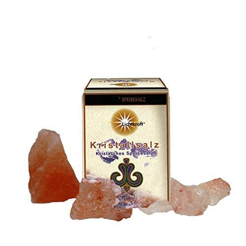 Kristallsalz, grob (Brocken) ca. 1000g aus Pakistan