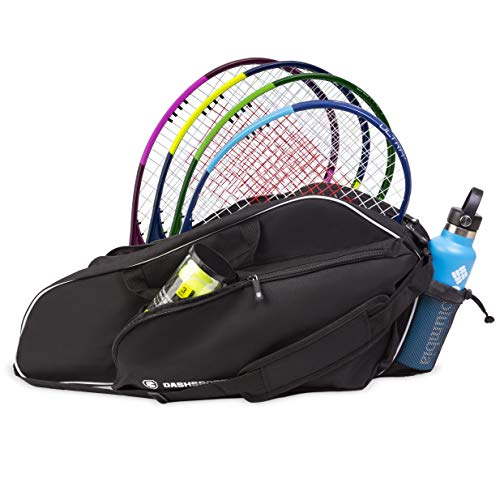 3 Racquet Tennis Bag | Protect Rackets in...