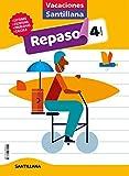 VACACIONES SANTILLANA 4 PRIMARIA ACTIVIDADES DE REPASO PARA EL VERANO