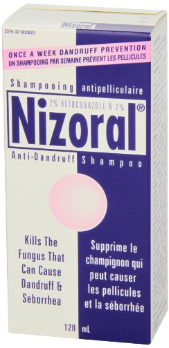 Shampoing Antipelliculaire Nizoral Ketoconazole, 120ml - 2