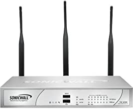Sonicwall TZ 215W TotalSecure (01-SSC-4984)