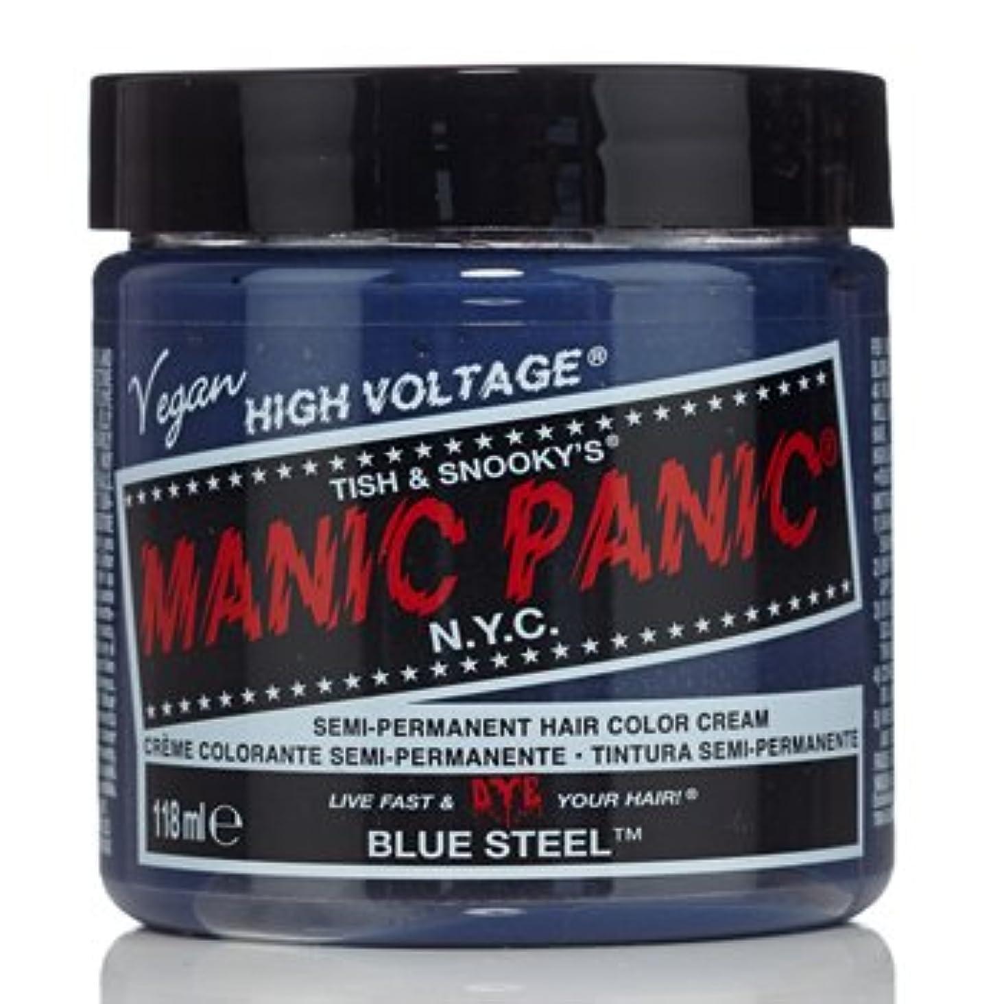 類似性先のことを考えるトースト【3個セット】MANIC PANIC マニックパニック ブルースティール MC11052 118ml
