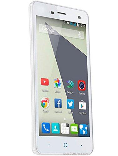 ZTE Blade L3 Smartphone (12,7 cm (5 Zoll) Display, 8 Megapixel Kamera, 8 GB Speicher) Weiß