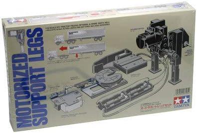 56505 Tamiya 1//14  MOTORIZED Trailer SUPPORT LEG Tractor Truck Scania MAN Actros