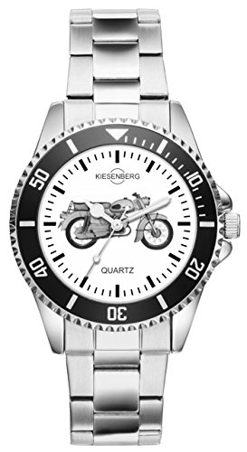 KIESENBERG Uhr - Geschenke für Zündapp KS50 Sport Motorrad Biker Fan 2384