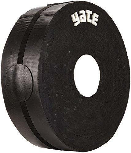 Yate Outdoor Profi 65/19 Foam Round Target with Exchangable Center, Schwarz, L