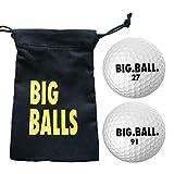 BIG BALLS Golf Training Aid for Putting