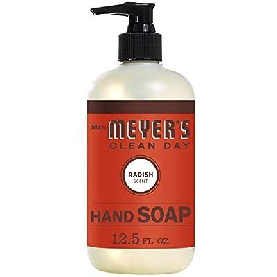 Mrs. Meyer's Liquid hand soap, Radish scent, 12.5 fl oz