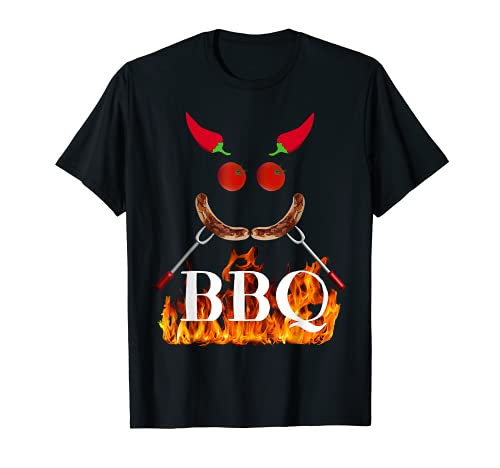 Lustige BBQ Smoker Grill Outfit...