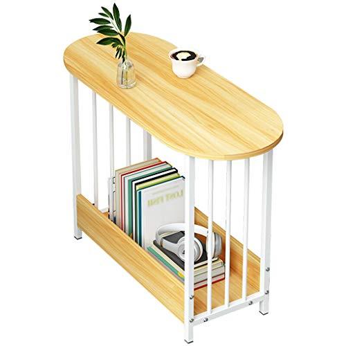kerryshop mesas de Centro Mesa de Centro pequeña móvil Simple y Creativa Sala de Estar en casa Mini Mesa de té Sofá Mesa mesas