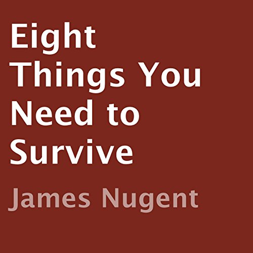 Eight Things You Need to Survive cover art