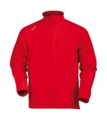 Izas - Sutton | para Hombre Gran Comodidad en el Cuello, y Mangas elásticas | Tejido cómodo y abrigado. | Color: Rojo | Talla: M