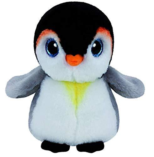 INGFBDS Beanie Babies Collection 1025 cm Pongo Der Pinguin Plüsch Medium Stofftier Weiches Puppenspielzeug