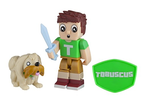 Tube Heroes Tobuscus Figure with Ac…