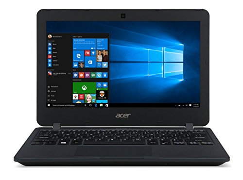 Acer High Performance 11.6inch HD Laptop, Intel Celeron Processor, 4GB RAM, 64GB Storage, Intel HD Graphics,...