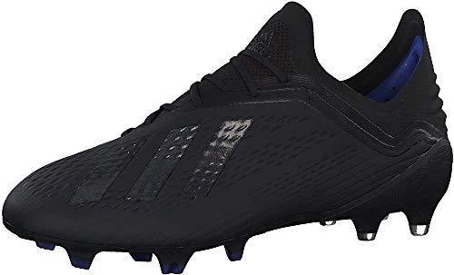 Adidas X 18.1 FG, Botas de fútbol Hombre, Multicolor (Negbás/Negbás/Azufue 000), 40 EU ✅