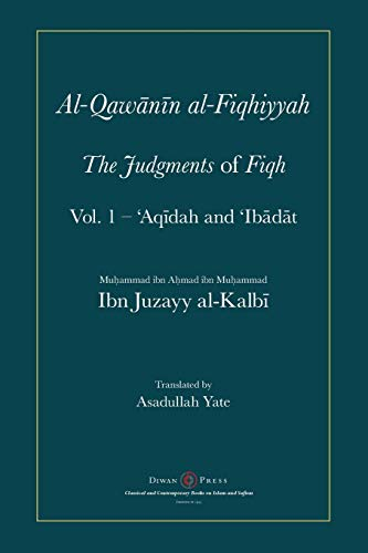 Al-Qawanin al-Fiqhiyyah: The Judgments of Fiqh