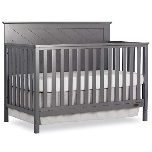 Dream On Me Skyline 5 in 1 Convertible Crib
