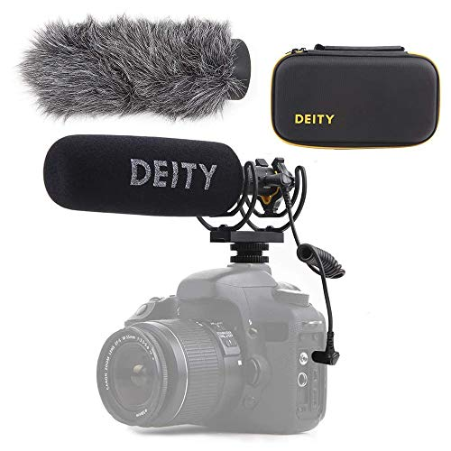 Deity V-Mic D3 Pro Super-Cardioid Directional Shotgun Microphone