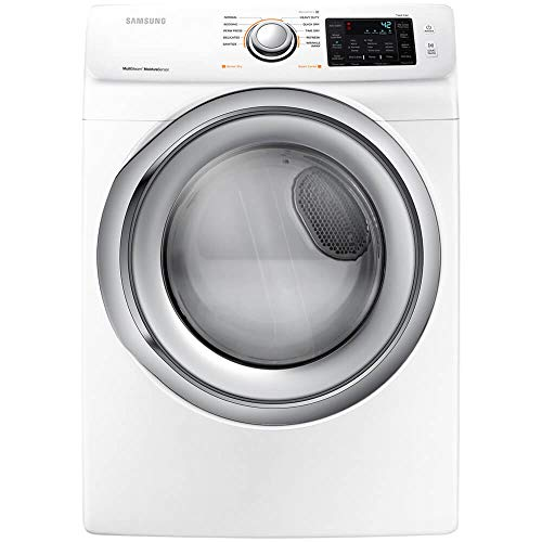 Samsung White Electric Dryer