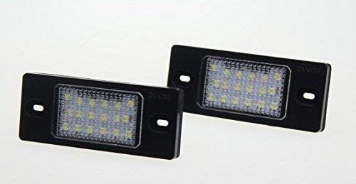 Led Kennzeichenbeleuchtung passend für Passat Variant 3BG 00-05 Tiguan Cayenne 02-10