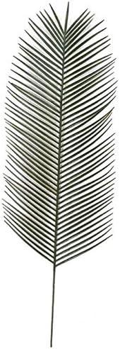 Low price 49 Inch Super sale Dark Green Outdoor Phoenix Palm Branch