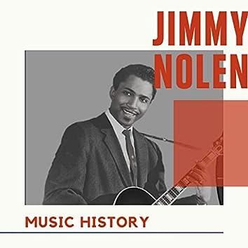 Jimmy Nolen - Music History