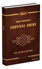 Fallout 4 Vault Dweller's Survival Guide Collector's Edition
