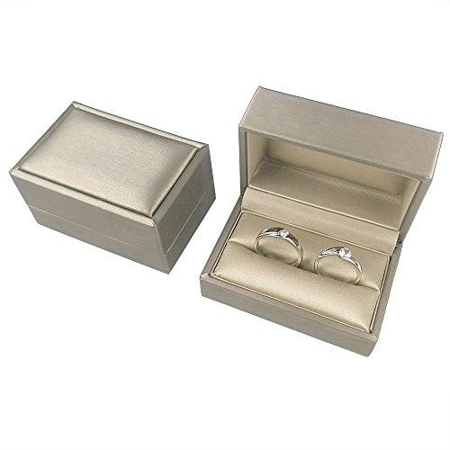 DesignSter Gold Bearer Ring Box