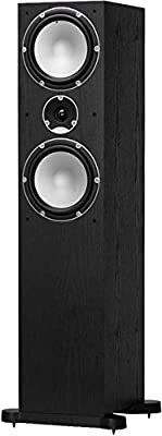 Tannoy Mercury 7.4 Speakers (Black oak) by Tannoy