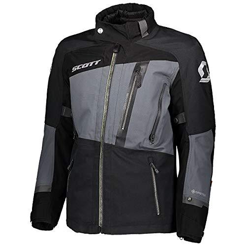 Scott Priority GTX Motorrad Jacke schwarz/grau 2020: Größe: M (48/50)