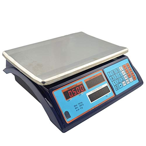 LBBL Báscula Cocina Báscula Digital, Sistema Sensor Alta P