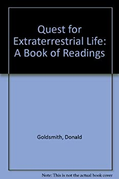 Quest for Extraterrestrial Life: A Book of Readings 0935702083 Book Cover