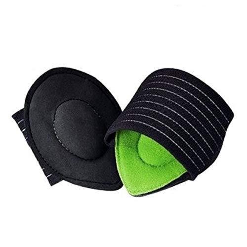 Voetpad 1 paar comfortabele draagbare platte voet mouw ondersteuning gevallen hak pijnstiller boog ondersteunt