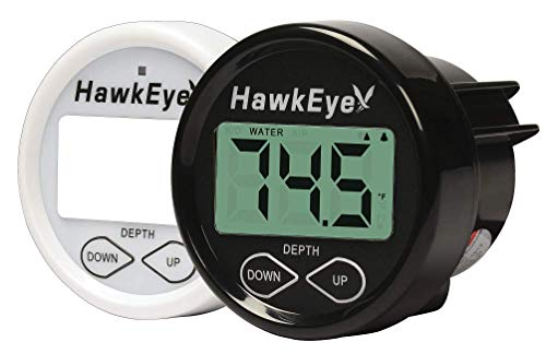 HawkEye DT2BXTM In-Dash Depth Sounder with Air and...