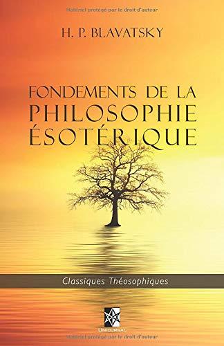 Grunden för den esoteriska filosofin