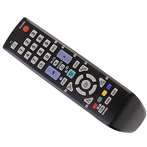 allimity BN59-00865A Reemplace el ajuste de control remoto para Samsung 2333HD P2370HD P2770HD PS42B430P2D PS42B430P2M LA22B450C4DXXY LA22B450C4MXRD LA22B650T6DXRD LA22B650T6DXXY