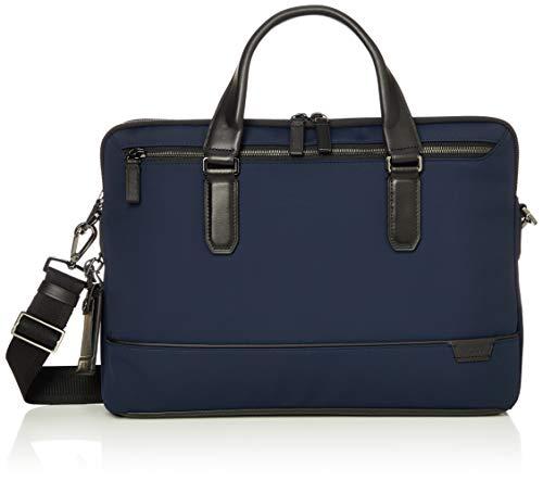 TUMI - Harrison Sycamore Slim Top Zip Aktentasche - 15 Zoll Computer Tasche für Frauen, navy (Blau) - 130548-1596