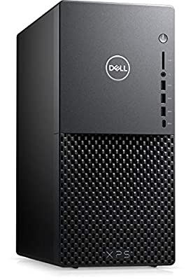 2021 Newest Dell XPS 8940 Desktop PC Computer, 10th Gen Intel Core i3-10100, 16GB DDR4 RAM, 1TB Hard Disk Drive, WiFi, Bluetooth, Keyboard & Mouse, Windows 10 Home 64-bit, Black