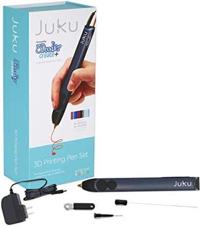 Juku 3Doodler Create 3D Printing Pen Steel Blue product image