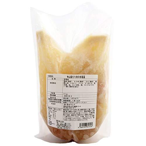魚谷キムチ サムゲタン 1kg×6袋 徳島県産神山地鶏使用