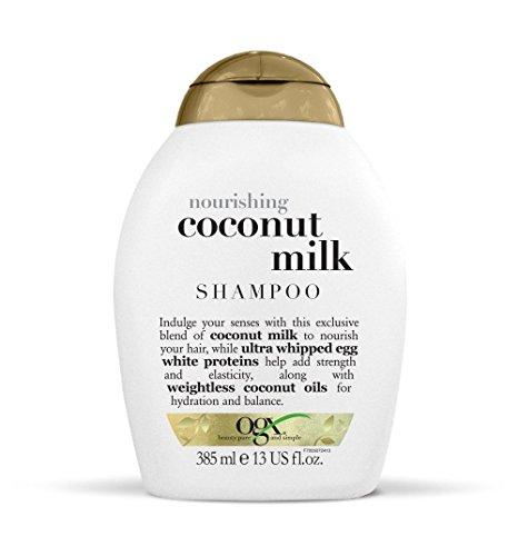 Organix : nourrissant de lait de coco Shampooing, 368,5 gram (lot de 4)