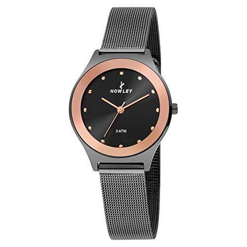 Nowley Reloj Chic Black Luxe
