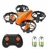 XIAOKEKE S2 Mini Drone con 2 Batterie per Bambini E Principianti Quadricottero RC Drone Giocattolo...