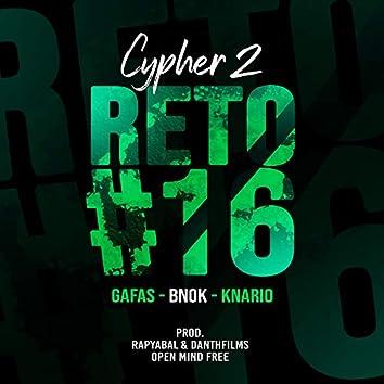 Cypher 2  Reto #16
